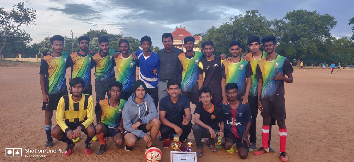 Winners of Various Sports Events – 2019