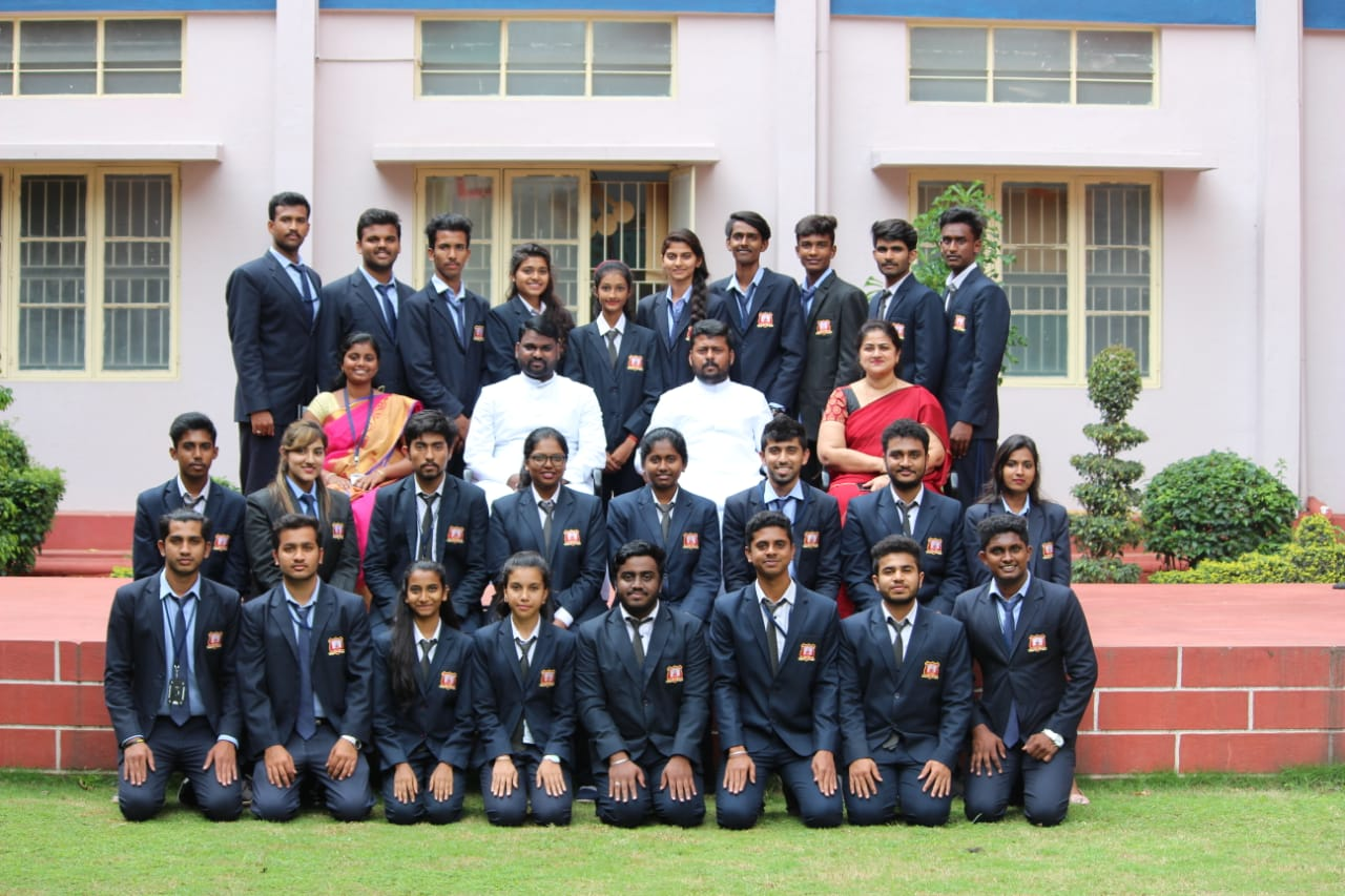 Winners of Mysore University Inter-Collegiate Competitions – 2019